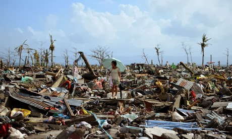 Yolanda Haiyan Typhoon Victims in Tacloban City-720667