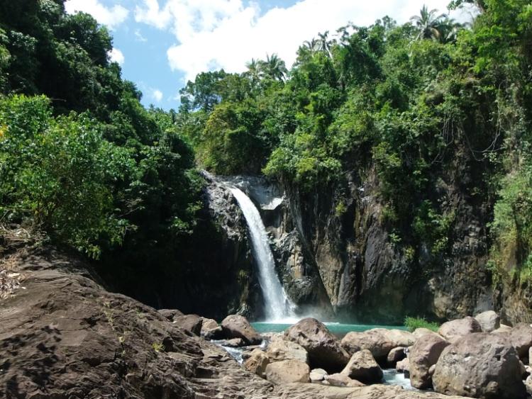 Tinago Waterfalls