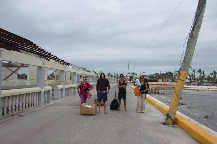 At the port of Bantayan