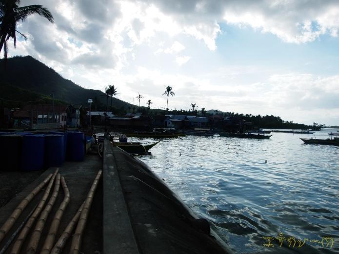 Babatngon's fishing community.