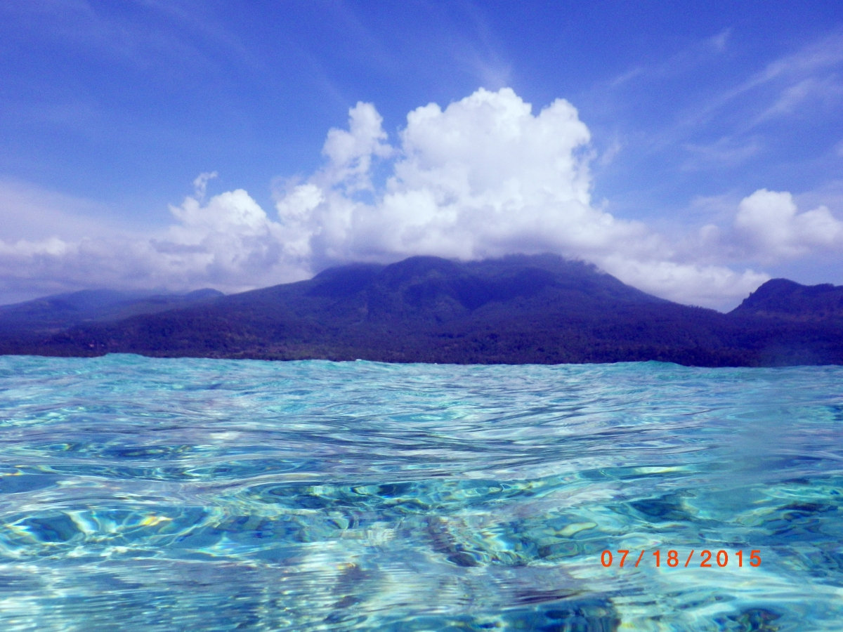 Diving in Camiguin