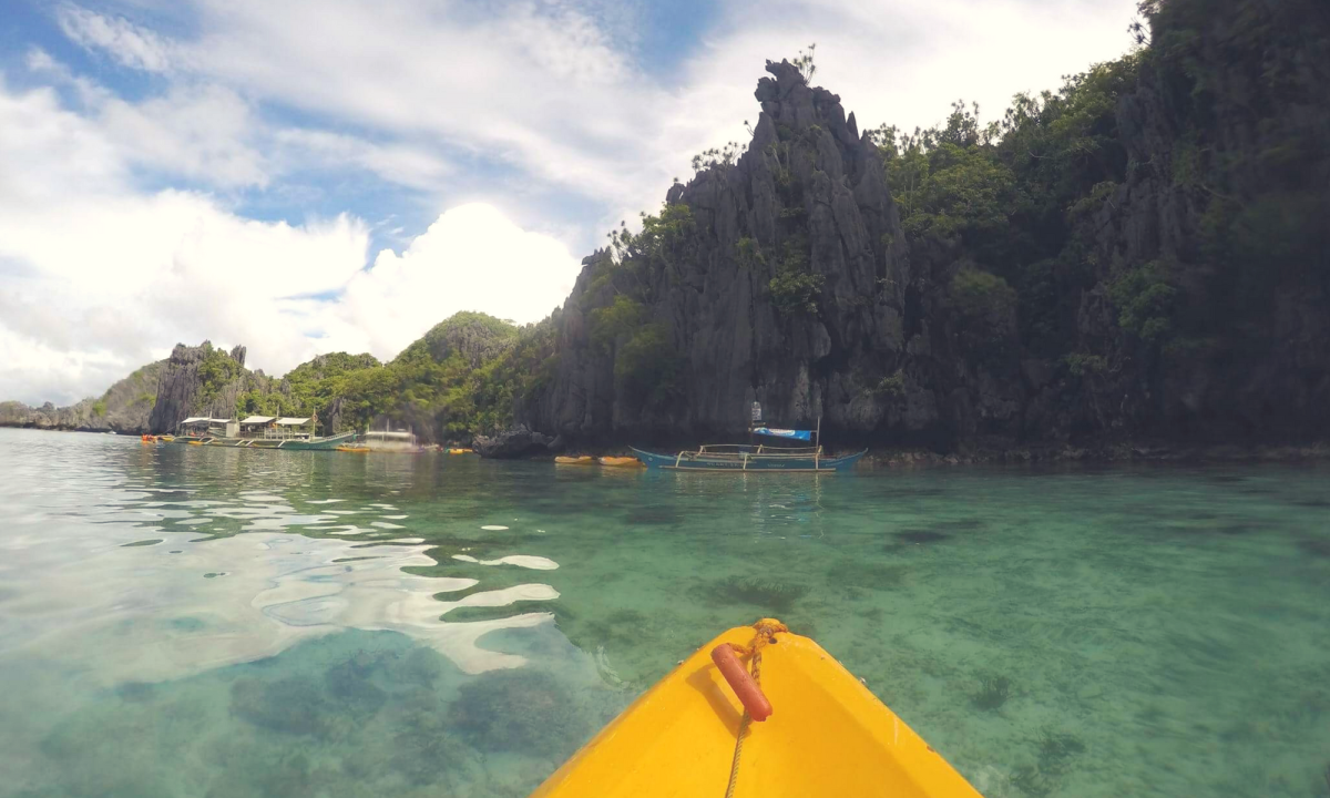 Weekend Wandering: 2016 El Nido Trip