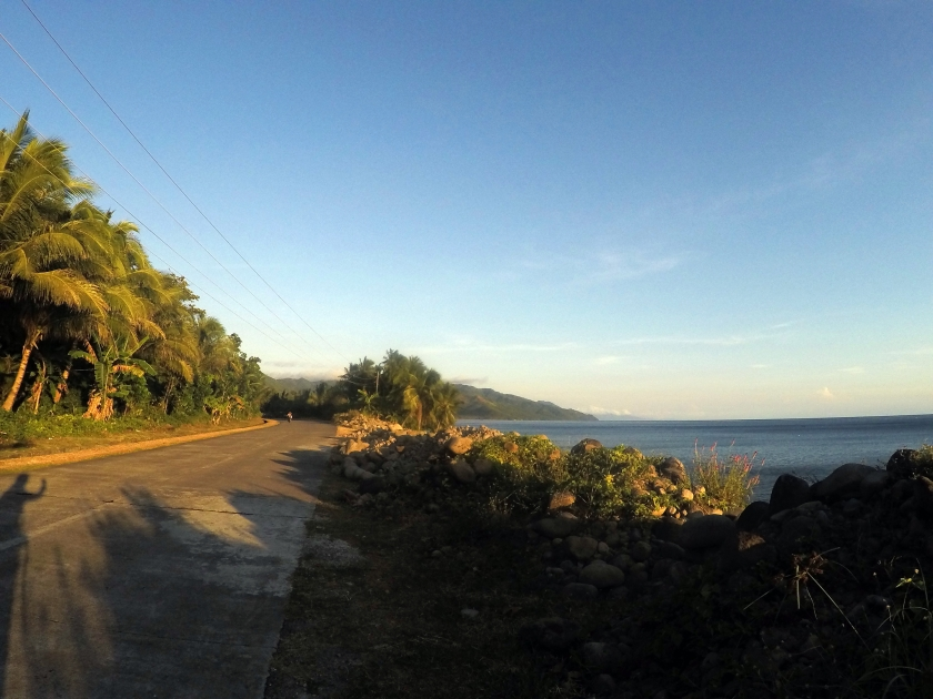 Southern Leyte Road