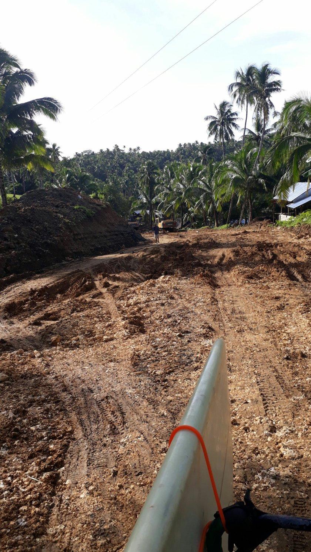 Muddy Road in Siargao